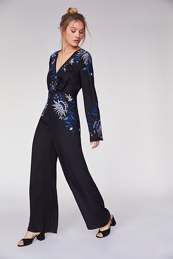Slide View 1: Gypsy Rose Jumpsuit