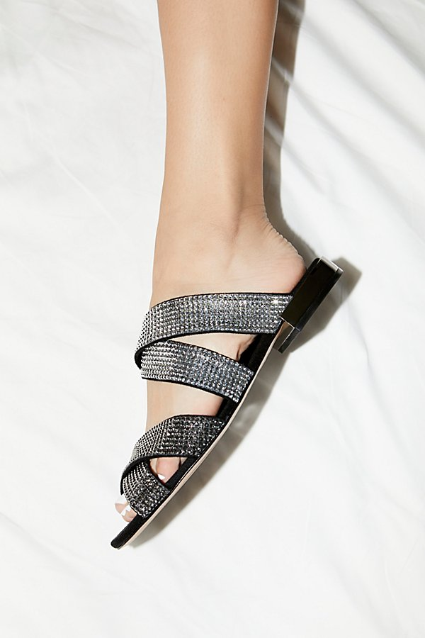 Slide View 1: Aurora Embellished Sandal