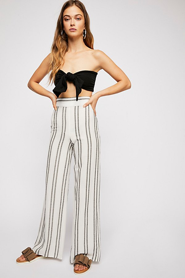 Slide View 1: High Waisted Pant