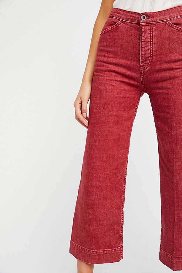 Slide View 4: High Tide A-Line Jeans