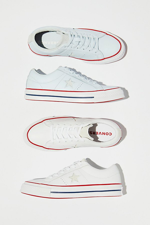 Slide View 1: One Star Ox Low-Top Chuck Sneaker