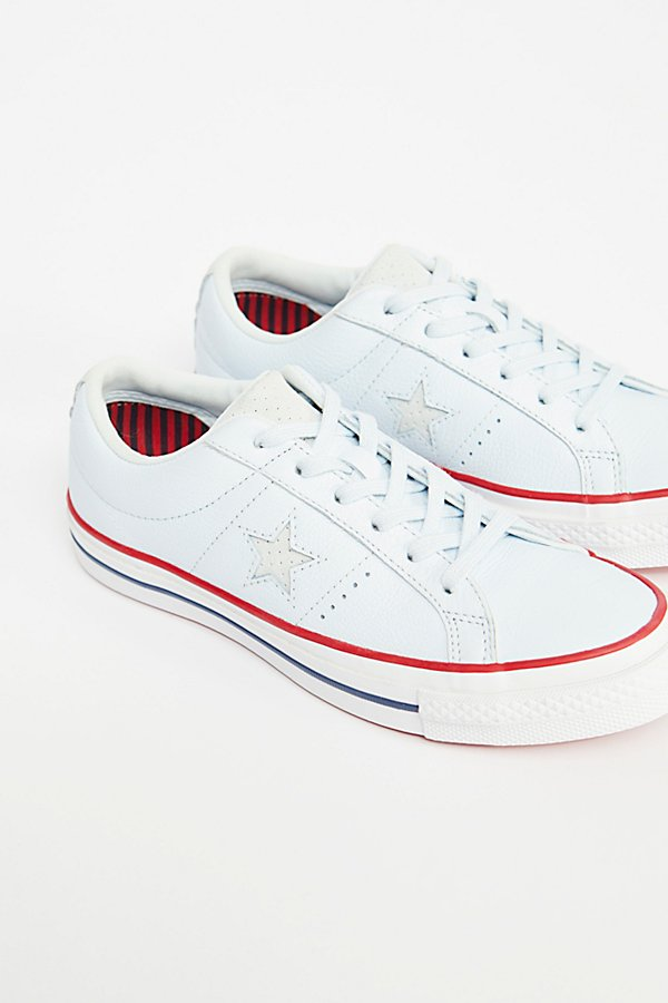 Slide View 3: One Star Ox Low-Top Chuck Sneaker