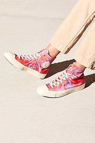 '70s Hi Top Chuck Sneaker by Free People