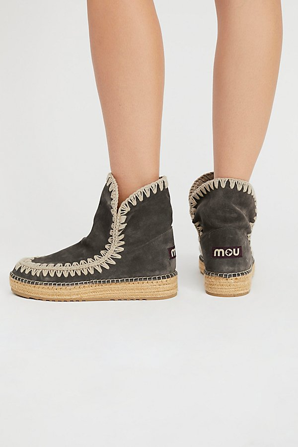 Slide View 4: MOU Surf Lodge Ankle Boot