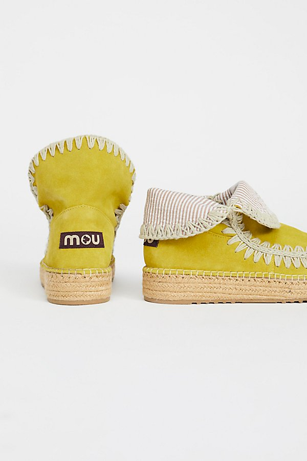 Slide View 3: MOU Surf Lodge Ankle Boot