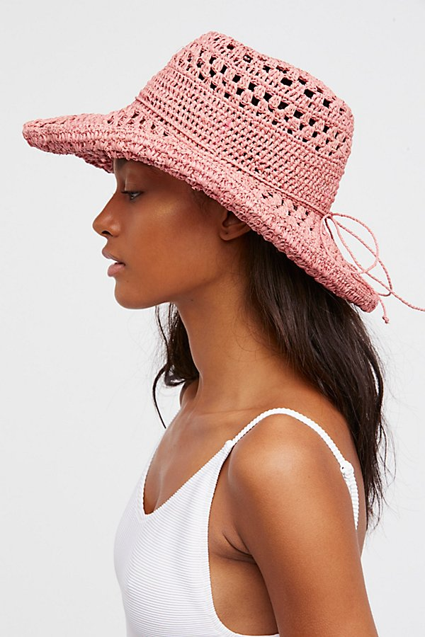 Slide View 2: Mary Jane Straw Hat