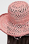 Thumbnail View 4: Mary Jane Straw Hat