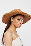 Thumbnail View 2: Coconut Straw Hat