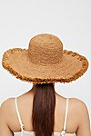 Thumbnail View 3: Coconut Straw Hat