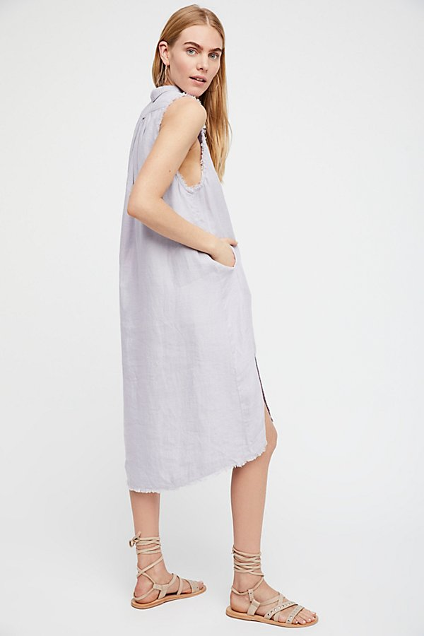 Slide View 3: Jasper Shirt Dress
