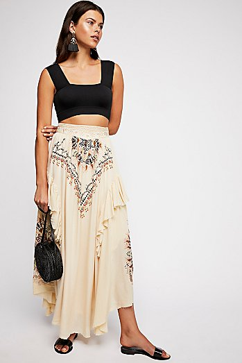 Rugged Heart Skirt