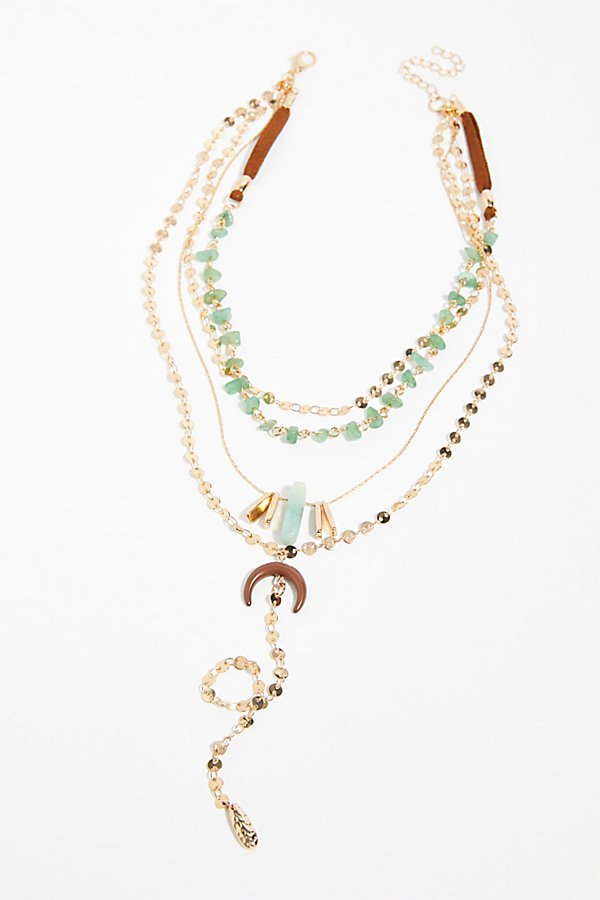 Slide View 2: Dana Point Layering Necklace
