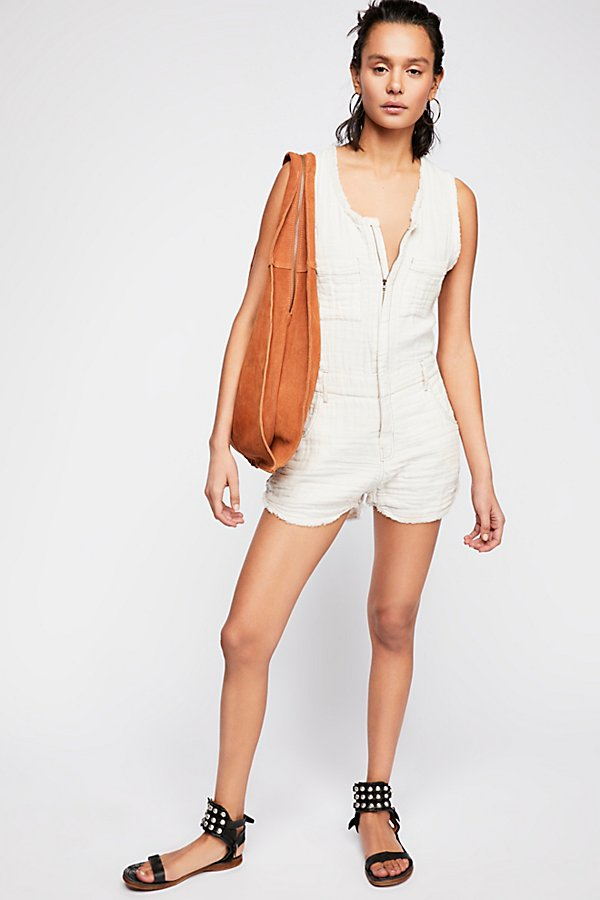 Slide View 4: FP One Mechanics Playsuit