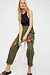 Thumbnail View 2: Embroidered Military Pant