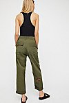 Thumbnail View 3: Embroidered Military Pant