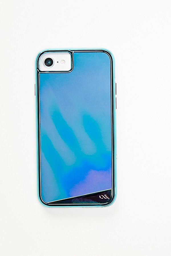 Slide View 2: Color Changing Mood iPhone Case