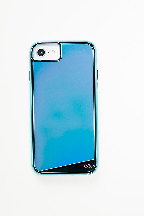 Slide View 3: Color Changing Mood iPhone Case