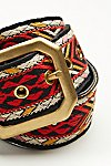 Thumbnail View 4: Wild Horizon Embroidered Belt