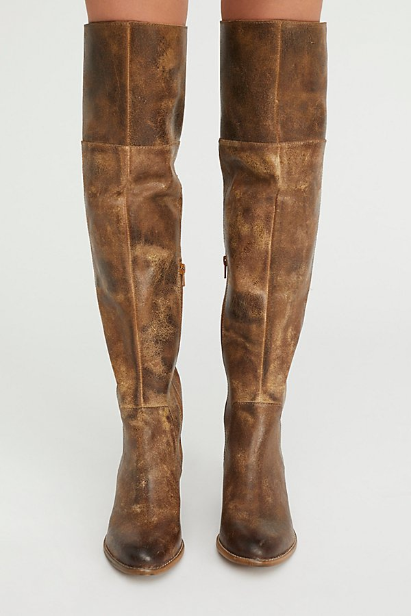 Slide View 2: Easton Lace Back Boot