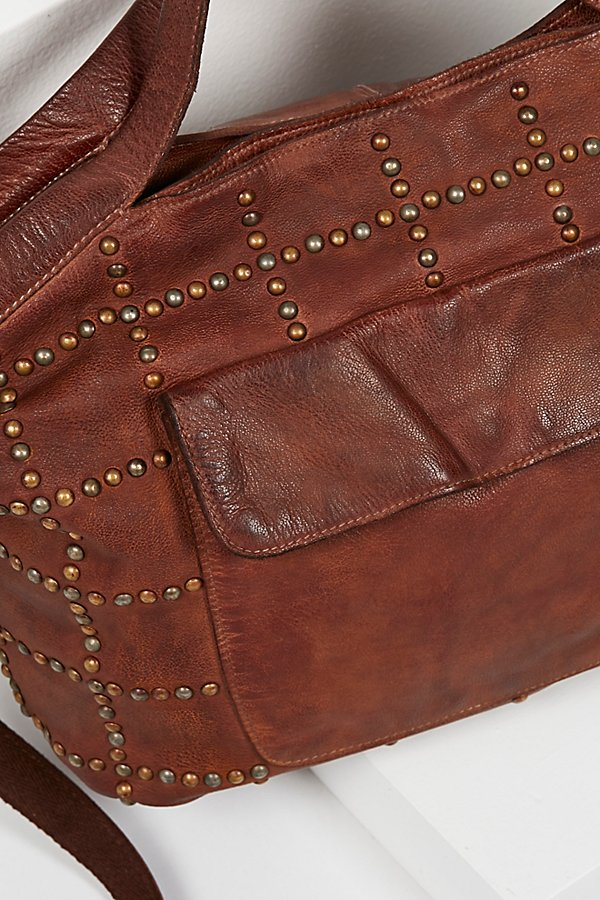 Slide View 3: Waverly Studded Tote