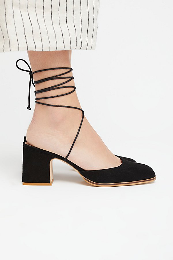 Slide View 1: Honeymoon Block Heel