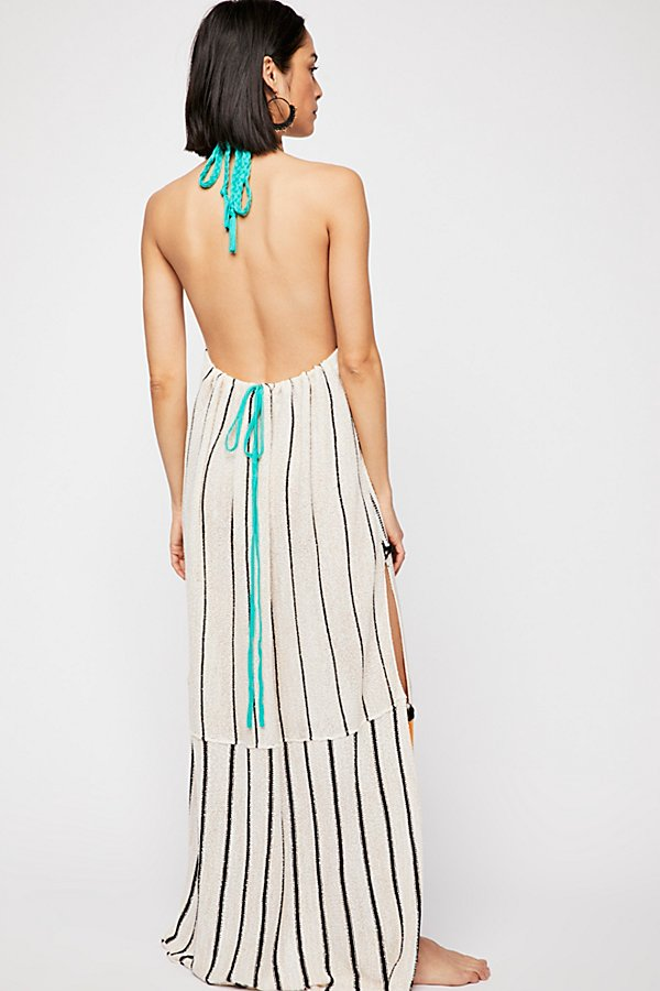 Slide View 2: Mardi Gras Knit Maxi Dress