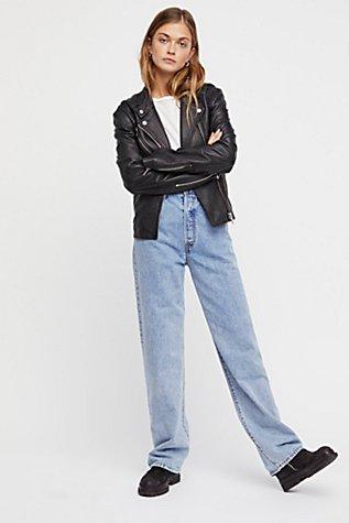 Levi's Big Baggy Jeans