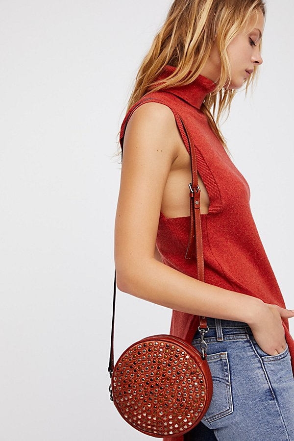 Slide View 1: Mykonos Embellished Crossbody