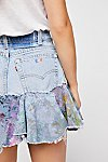 Thumbnail View 3: Rialto Jean Project Painted Denim Skirt
