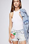 Thumbnail View 2: Rialto Jean Project Specialty Floral Shorts