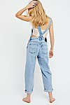 Thumbnail View 2: Levi's Baggy Denim Overalls