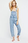 Thumbnail View 3: Levi's Baggy Denim Overalls
