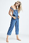 Thumbnail View 6: Levi's Baggy Denim Overalls