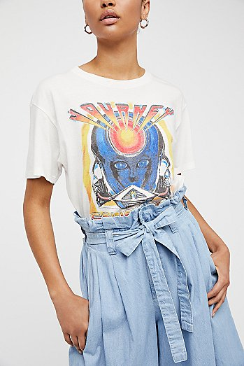 Journey Rock N Roll Tee