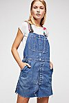 Thumbnail View 1: Tricia Fix Reworked Denim Overalls