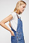 Thumbnail View 3: Tricia Fix Reworked Denim Overalls