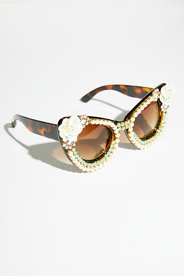 Slide View 2: Debutante Embellished Sunnies