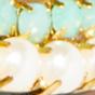 玳瑁色 / 薄荷绿