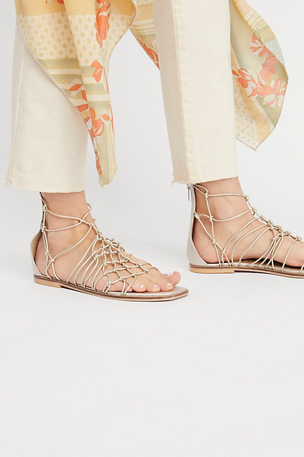 Slide View 1: Forget Me Knot Sandal
