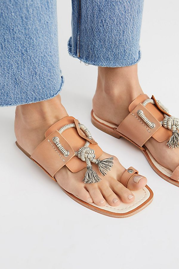 browse Free People Maui Sandal with Rope Tie 2014 newest cheap online buy cheap hot sale shopping online high quality clearance cheap MwMSGS