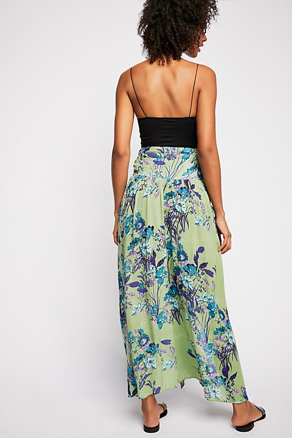 Slide View 2: FP One Sarong Maxi Skirt