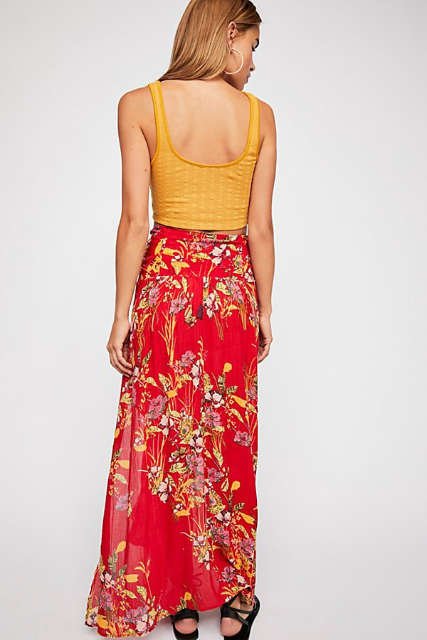 Slide View 3: FP One Sarong Maxi Skirt