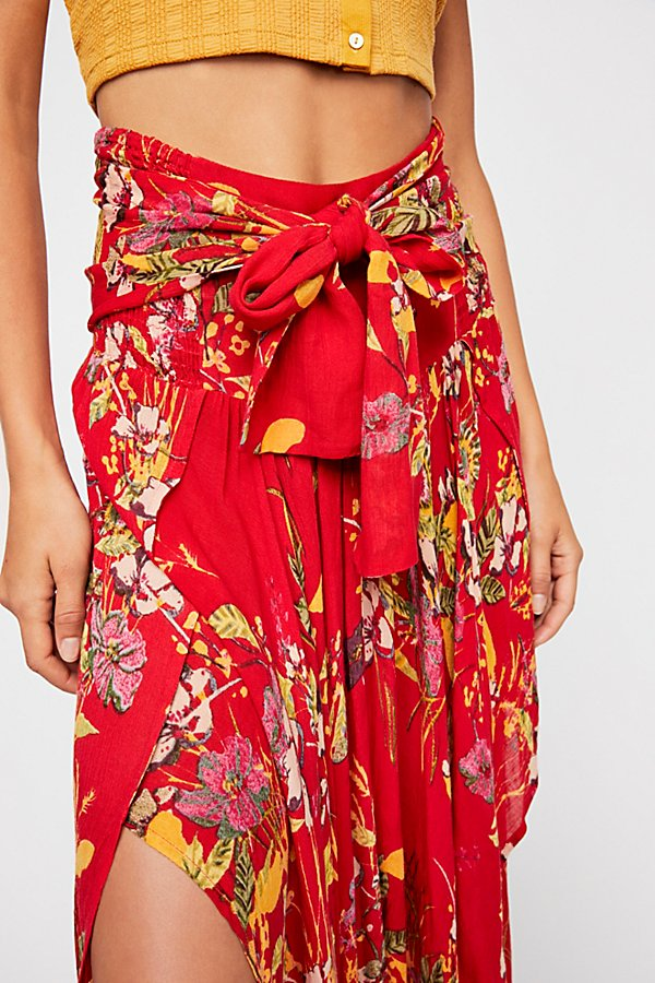 Slide View 4: FP One Sarong Maxi Skirt