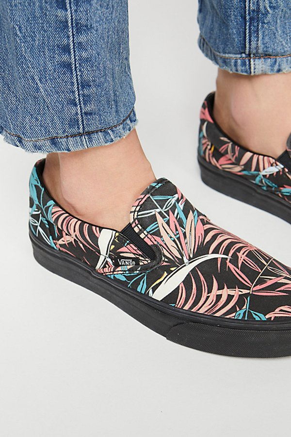 Slide View 3: Tropical Classic Slip On Trainer