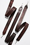 Thumbnail View 1: Lexi Tooled Leather Camera Strap