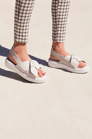Puma Platform Sandal by Free People
