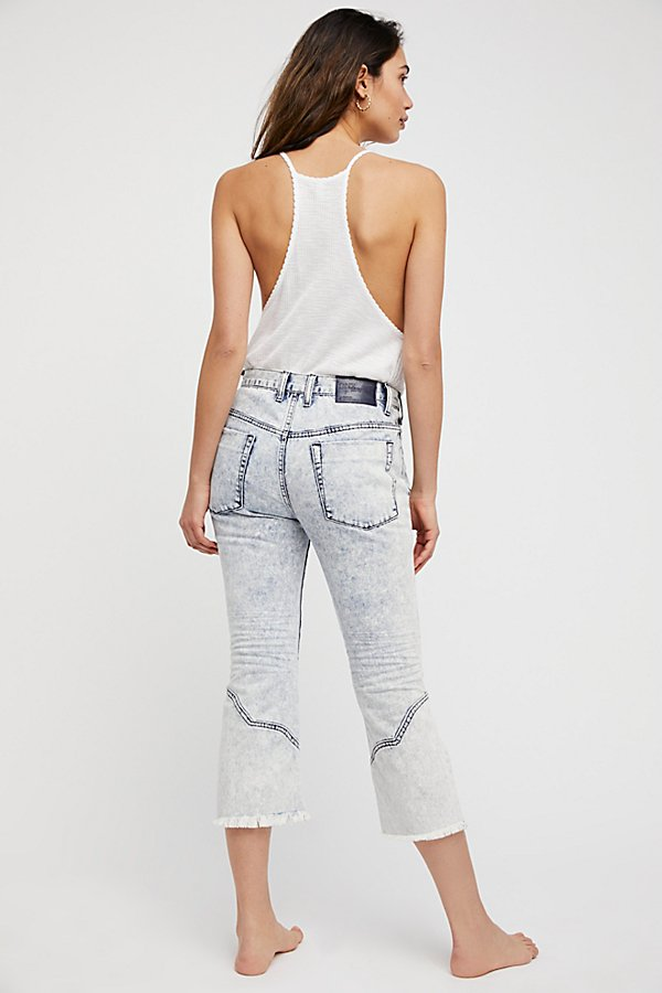 Slide View 2: OneTeaspoon Rocky Acid Mid-Rise Jeans