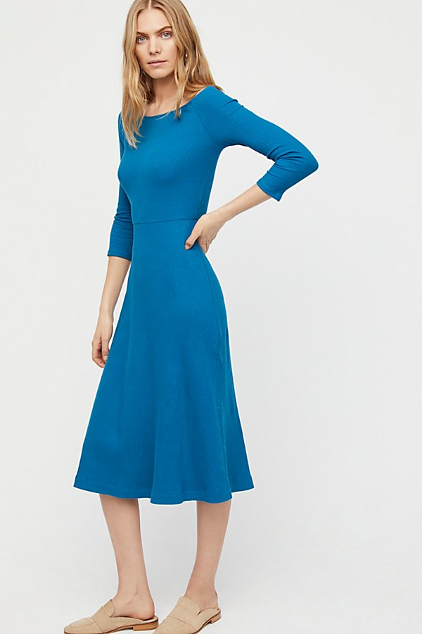 Slide View 1: Anywhere Midi Dress