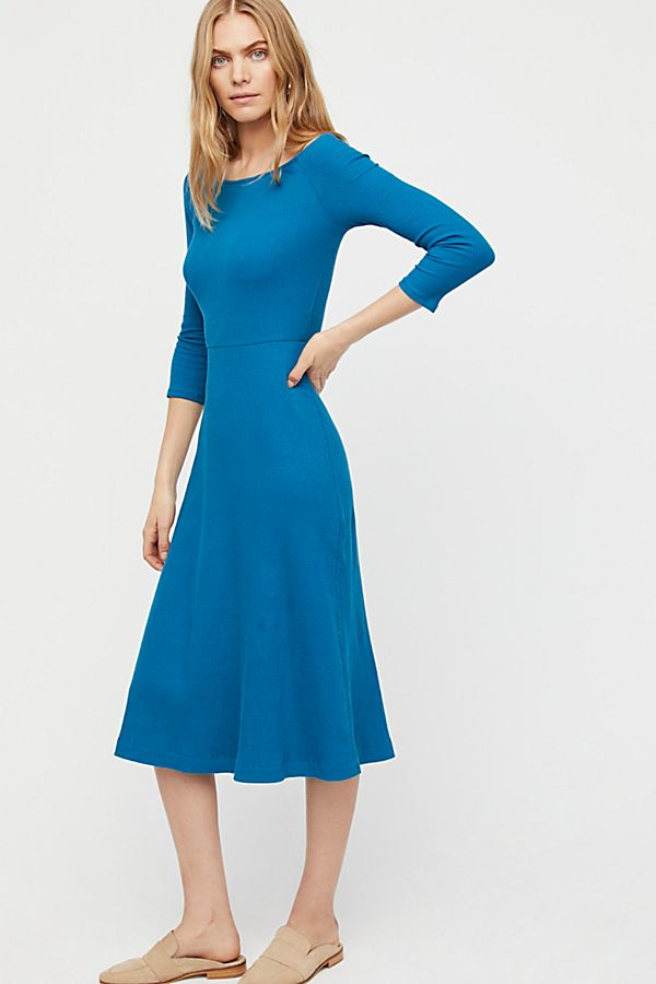 Anywhere Midi Dress
