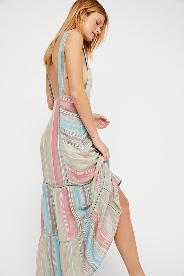 Slide View 1: Anika Maxi Dress